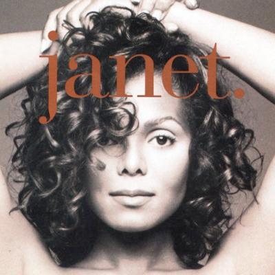 janet jackson janet. album cover