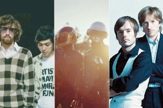 Daft Punk & 7 Other Great French House Acts: From Dmitri From Paris To Justice