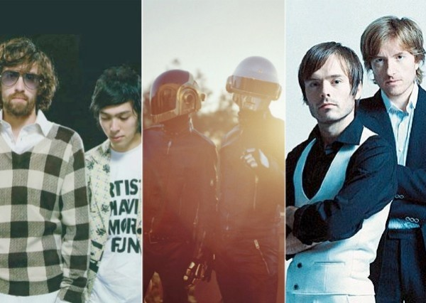 justice daft punk air french bands house music