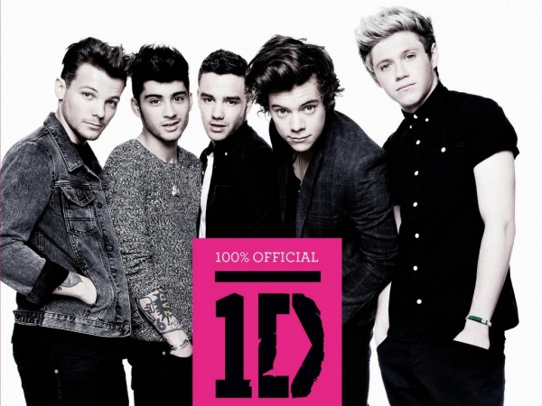 1D-Book Cover