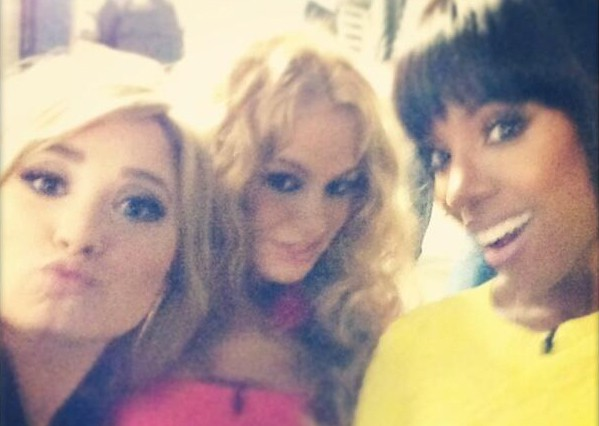 demi lovato kelly rowland x factor