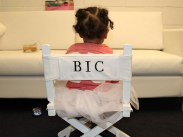 Blue Ivy Carter New Photo