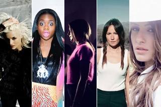 Pop Goes The World: Electric Lady Lab, Helena Paparizou, A*M*E, KT Tunstall, HAERTS