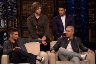 The Wanted Talk Hooking Up, One Direction & Lindsay Lohan On 'Chelsea Lately': Watch