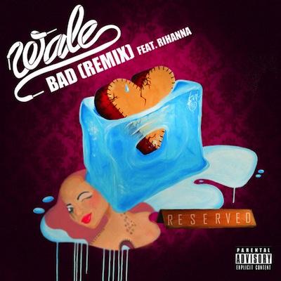 Wale-Rihanna-Bad-Remix