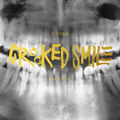 J Cole Crooked Smile Artwork J  Cole  amp TLC s  Crooked