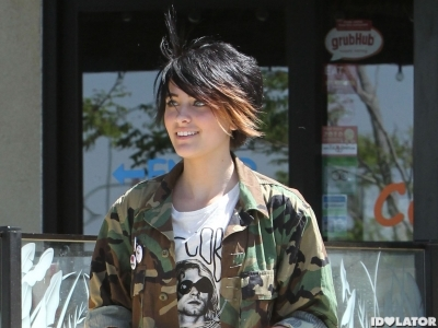 Paris Jackson Returns Home After Hospitalization: Morning Mix