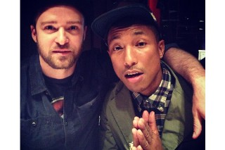 Justin Timberlake & Pharrell Hit Studio Together, Hopefully To Rock Your Body On Part 2 Of '20/20′