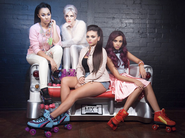 little mix roller skates promo photo