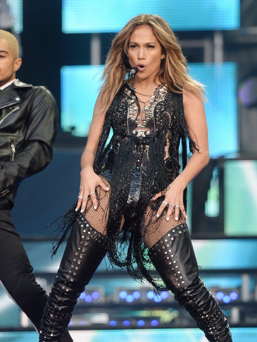 Jennifer Lopez S Live It Up Now Comes In A Nearly