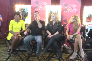 'The X Factor' Judges Crown Fifth Harmony As The Next Major Girl Group: Watch