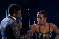 "'The Voice': Usher Performs ""Twisted,"" Michelle Chamuel Covers Cyndi Lauper's ""Time After Time"""