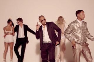 """Blurred Lines"" Copyright Fight: Robin Thicke, Pharrell & T.I. Sue Marvin Gaye Estate"