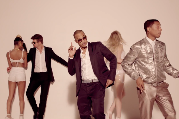 robin thicke blurred lines video ti pharrell williams