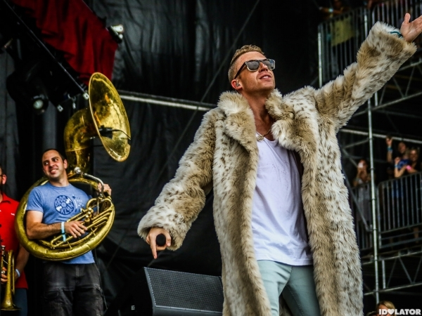 Macklemore & Ryan Lewis Perform At Bonnaroo 2013