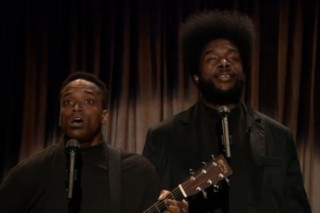 "Watch The Roots Cover Daft Punk's ""Get Lucky"" In The Style Of Simon & Garfunkel"