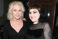 "Blondie Enlist Gossip's Beth Ditto For ""A Rose By Any Name"": Hear The Glossy New Track"