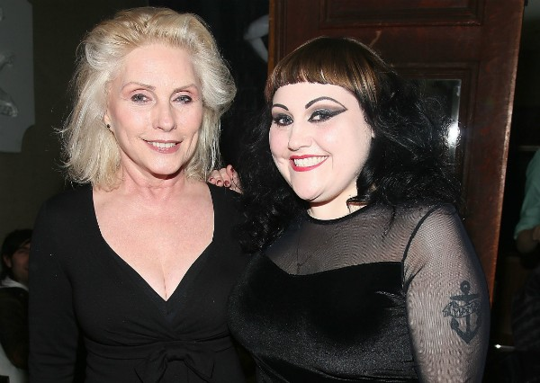 debbie harry beth ditto