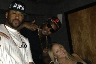 Mariah Carey Hits The Studio With Young Jeezy & Mike WiLL Made It