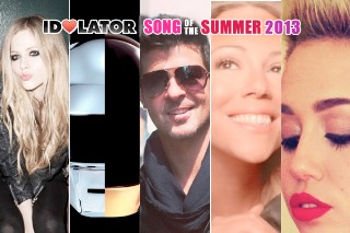 Who Has The 2013 Song Of The Summer?: Vote In Our Poll