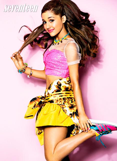 Ariana Grande Seventeen Photo