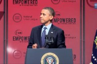 """President Obama """"Sings"""" Daft Punk's """"Get Lucky"""": Watch The Video"""