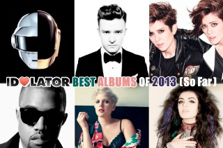 2013's Best Albums (So Far): Idolator Editors Pick Their Favorite 10