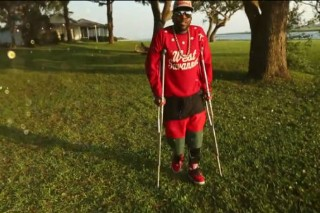 """Big Boi Makes Crutches Look Cool In """"The Thickets"""" Video: Watch"""
