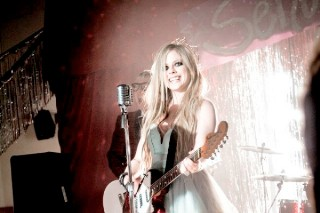 """Song Of The Summer 2013: Idolator Readers Choose Avril Lavigne's """"Here's To Never Growing Up"""""""