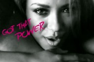 "Kat Graham's ""Power"": Watch The Black-And-White Lyric Video"