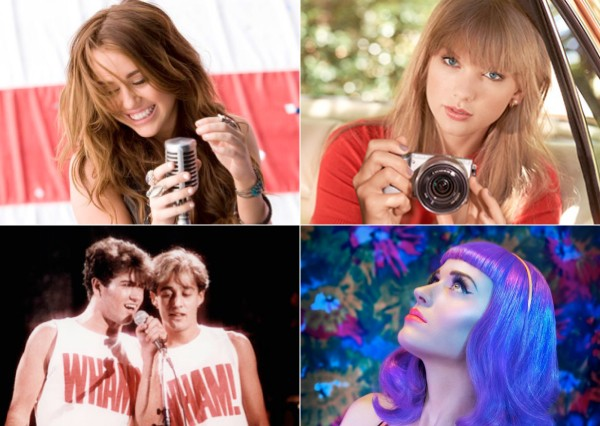 4th of july miley cyrus taylor swift wham george michael katy perry songs playlist