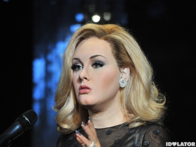 Adele Is The Latest Celebrity Resident At Madame Tussauds: See Her Wax Figure