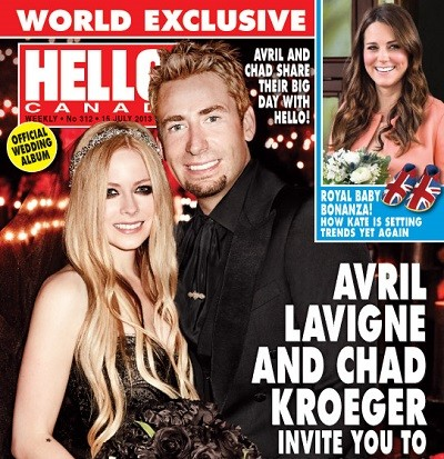 avril-lavigne-chad-kroeger-wedding-hello-magazine