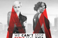 "Miley Cyrus' ""We Can't Stop"" Gets Remixed By Khia: Listen"