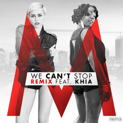 Khia We Can't Stop Remix