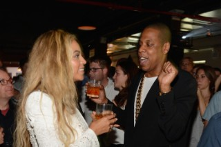 Jay-Z And Beyonce Celebrate The Release Of 'Magna Carta Holy Grail' In New York