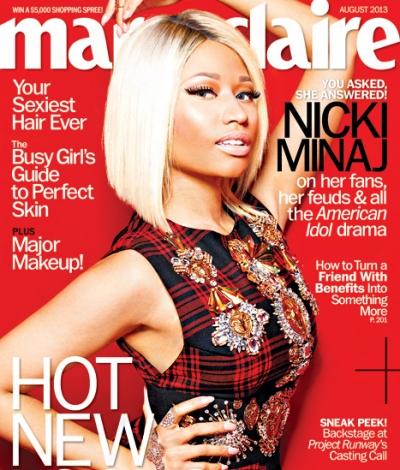 Nicki-Minaj-Marie-Claire-Cover