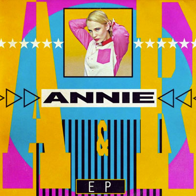 Annie The A&R EP Cover