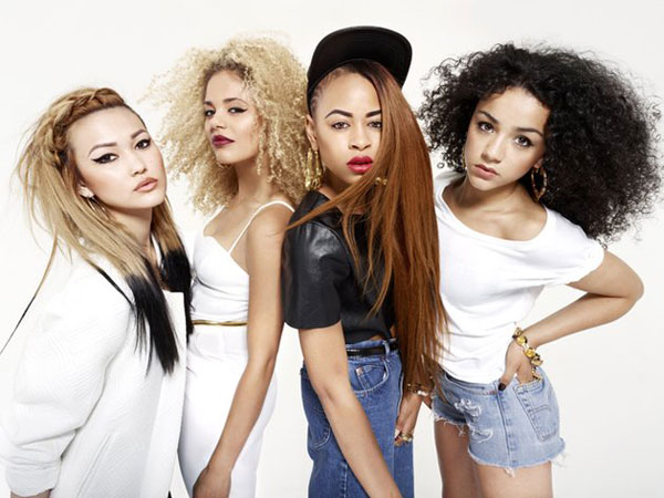 Neon Jungle Promo Photo