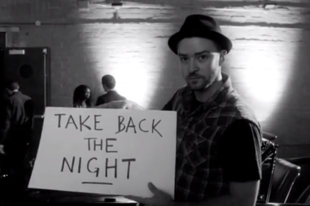 justin timberlake take back night teaser