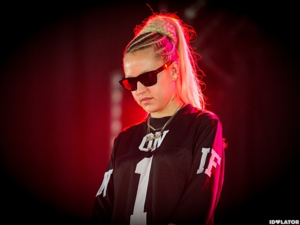Brooke Candy T In The Park