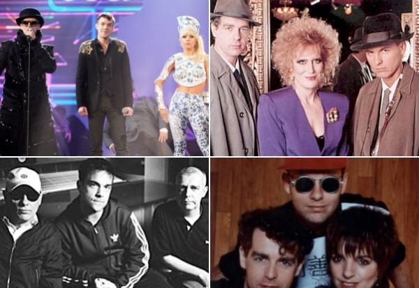 pet shop boys liza minnelli lady gaga brandon flowers dusty springfield collaborations