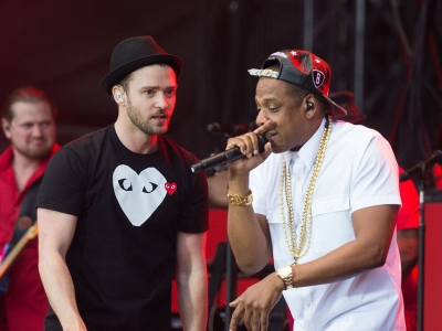 Justin Timberlake & Jay-Z's Legends Of The Summer Tour Kicks Off In Toronto