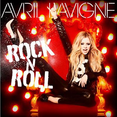 Avril-Lavigne-Rock-N-Roll-Single-Cover