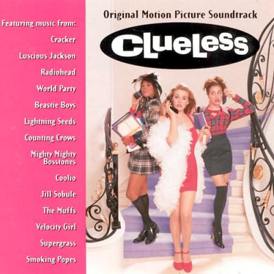 clueless soundtrack cover art
