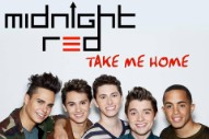 "Midnight Red Talk ""Take Me Home"", Boy Bands And Working With RedOne: The Idolator Q&A"