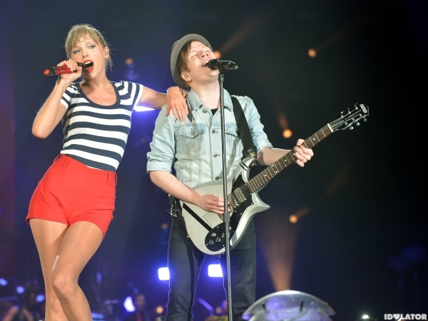 taylor swift patrick stump