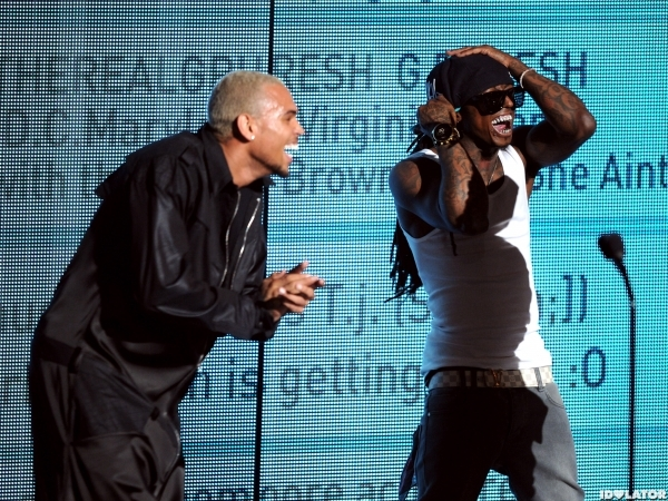 chris brown lil wayne