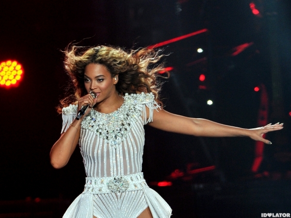 Beyonce Mrs. Carter Show World Tour