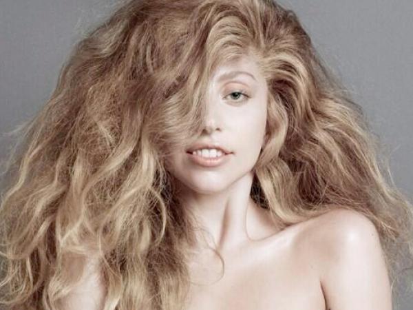 lady gaga nude naked v magazine artpop 2013 closeup